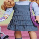 Jumper Set for American Girl 18 inch dolls-Authentic