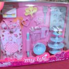 Cupcake Baking set for American Girl 18 inch Dolls Grace