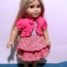 Shinning Star Dress for American Girl 18 inch Dolls