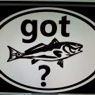 Custom made Vinyl Window Decal, Got Reds/Specks? Multiple sizes available.