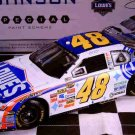 ACTION 2006 1/24 JIMMIE JOHNSON #48 LOWE'S 60th ANNIVERSARY/GM VERSION  NASCAR DIECAST