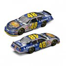 ACTION 2004 1/24 JIMMIE JOHNSON #48 LOWE'S ATLANTA RACED WIN VERSION  NASCAR DIECAST