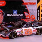 ACTION 2004 1/24  KEVIN HARVICK #29 GM GOODWRENCH/NEXTEL INAUGURAL SEASON NASCAR DIECAST