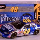 ACTION 2004 1/24 JIMMIE JOHNSON #48 LOWE'S/NEXTEL INAUGURAL SEASON NASCAR DIECAST