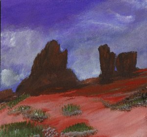 The Wonder of Red Rocks