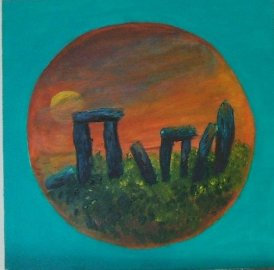 Stonehenge in the Round