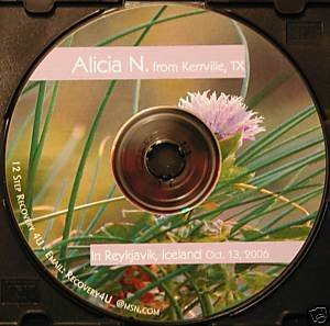 "Alicia N ""I was under the delusion that our lives would change"" Al-Anon CD talks"
