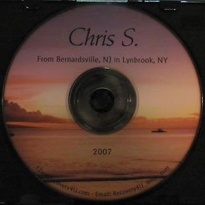 AA - Alcoholics Anonymous 12 Step Speaker CD - Chris S.