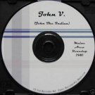 AA Alcoholics Anonymous Speaker CDs - John The Indian