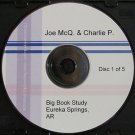 Joe McQ. & Charlie P. Big Book Seminar on 5 CDs - Alcoholics Anonymous Speakers