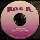 "Kas A. 2003 ""The solution was the steps"" Overeaters Anonymous speaker CD"