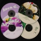 Shirley & BO T Leslie & Jack C 4 CDs Alcoholics Anonymous Al-Anon couples alanon