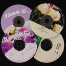 Shirley & BO T Leslie & Jack C 4 CDs Alcoholics Anonymous Al-Anon couples alanon