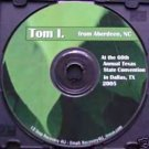 AA - Alcoholics Anonymous 12 Step Speaker CD - Tom I