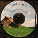 AA Alcoholics Anonymous 12 Step Speaker CD - Charlie P