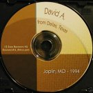 AA - Alcoholics Anonymous 12 Step Speaker CD - David A.