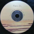 "Ken D. ""I put one hand in God's"" Alcoholics Anonymous 12 Step talk 1992 CD"