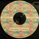 "Janet D. ""Firecracker Roundup"" 2007 Al-anon Speaker CD alanon talk"