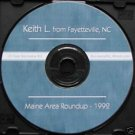 Keith L afraid & alone in Alcoholics Anonymous he found a loving God 1992 CD