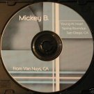 Alcoholics Anonymous Talk Speaker CD - Mickey B.