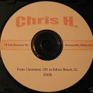 AA - Alcoholics Anonymous 12 Step Speaker CD - Chris H.