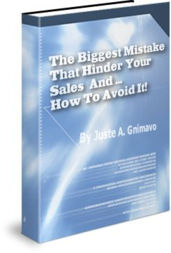 Biggest Affiliate Mistake that Hinder Your Sales...