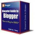 Blogger Blue Print