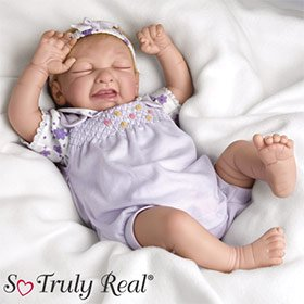 Little Fussbudget Realistic Baby Doll: So Truly Real