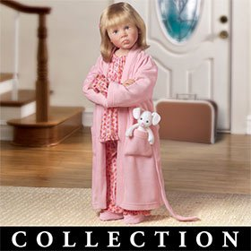 Gramma's Darlings Collectible Lifelike Little Girl Doll Collection