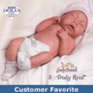 Collectible Lifelike Doll, an Artist Tinneke Doll, is First Early Arrivals Doll from So Truly Real