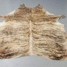 Brazilian Cowhide Rug Cow Hide Area Rugs 79*67inch 850 Medium Brindle