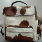 Unisex Cowhide Duffel Bag Travel Weekender Carryall Bags Spacious Travelling Bag