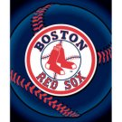 "Boston Red Sox Fleece MLB Blanket (Flashball Series) by Northwest (50""""x60"""")"