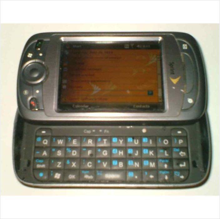 HTC PPC6800 Mogul (Sprint) Smartphone