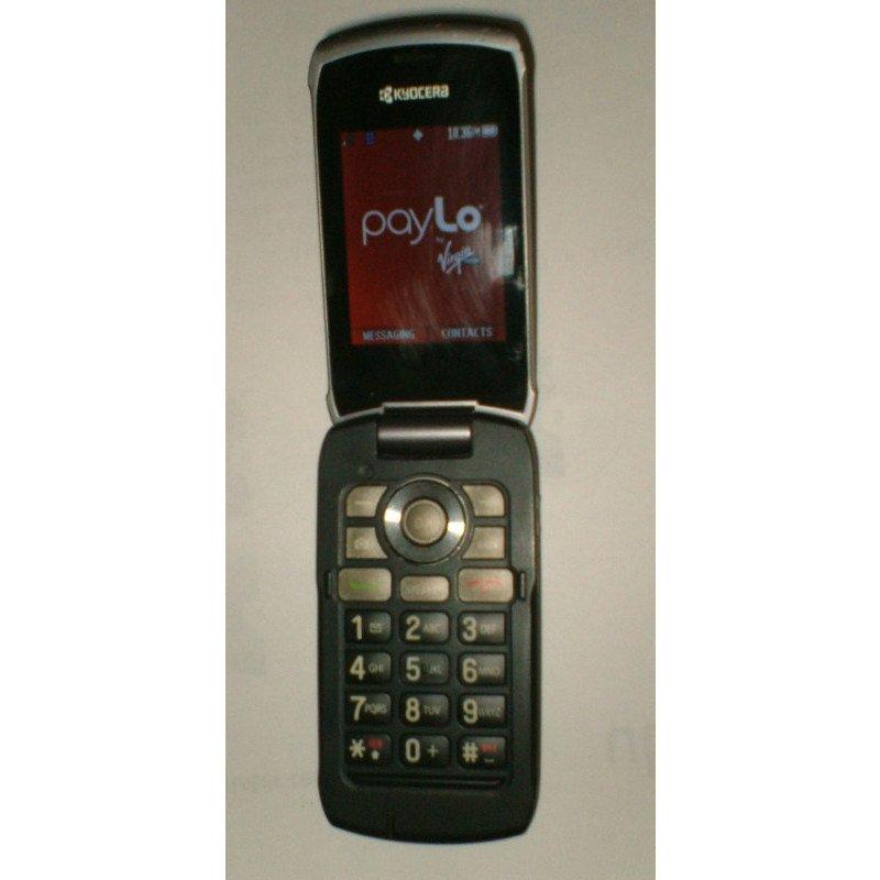 kyocera s2151 kona virgin mobile cellular phone