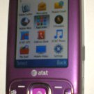 Samsung Strive SGH-A687 (AT&T) QWERTY World Cell Phone with charger
