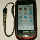 Pantech Hotshot CDM8992 - Red (Verizon) Smartphone Cell with USB cable