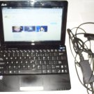 ASUS EEE PC 1015PE Linux Laptop w/ charger and extended battery