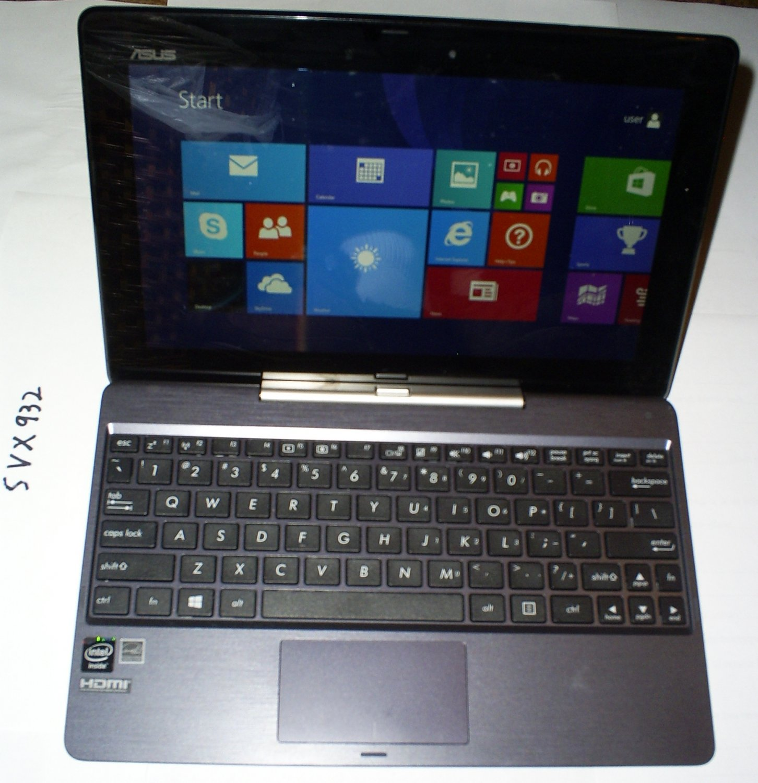 Asus Transformer Book T100TAF Windows 8 (or Linux or ASndroid) Laptop / tablet