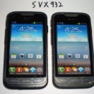 Pair of Samsung Galaxy Rugby Pro SGH-I547 (AT&T) Smartphone