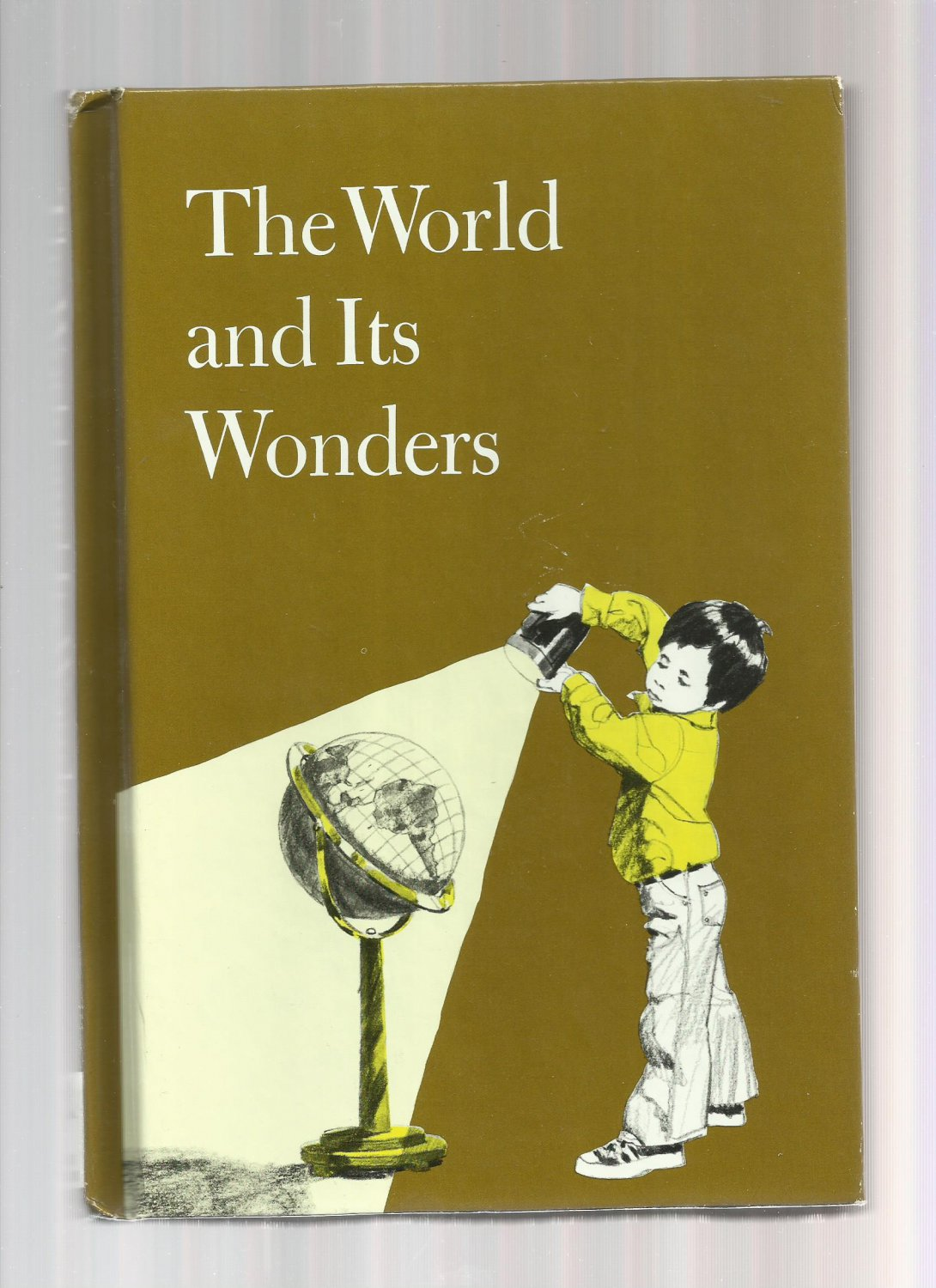 The World and Its Wonders, 1978 A Vintage Science Children's Book