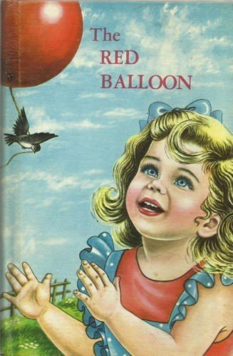 Vintage Children's Book - THE RED BALLOON 1967