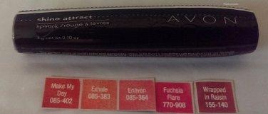 Avon Shine Attract Lipstick Enliven