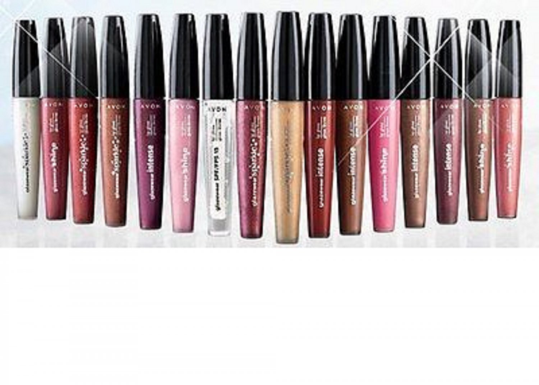 Avon Intense Glazewear Lip Gloss Sweet Maple