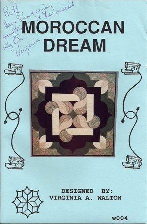 Moroccan Dream by Virginia A. Walton - Signed