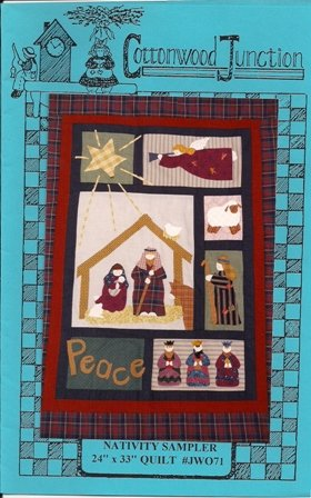 """christmas nativity quilt patterns"" - Shopping.com"
