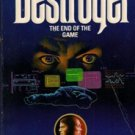 The Destroyer #60 The End of the Game by Murphy and Sapir