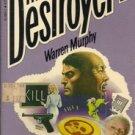 The Destroyer #23 Child's Play by Warren Murphy