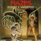 World of Mazes by Robert E. Vardeman