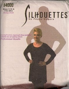 Silhouettes #4000 Swing Dress Pattern